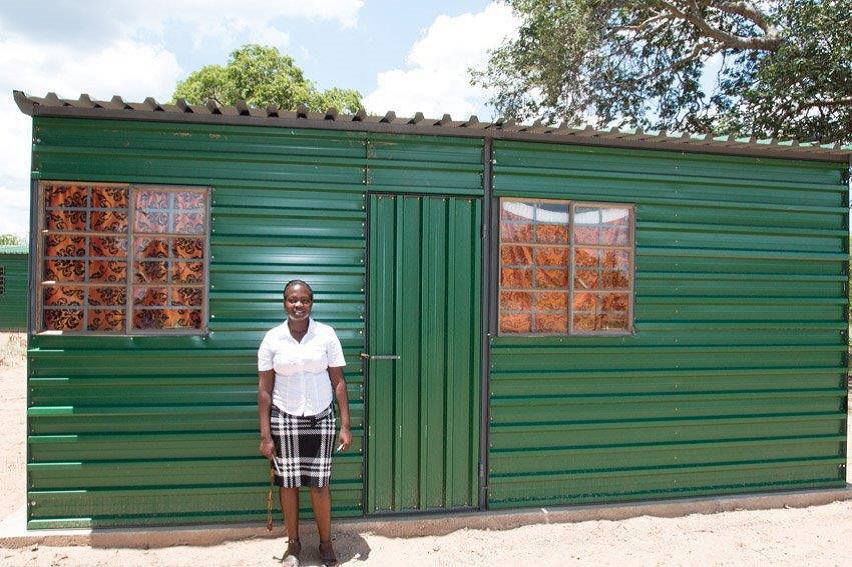 Jabulani teacher housing