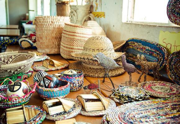 Women's Craft Workshop, Zimbabwe – Children in the Wilderness