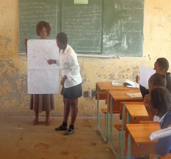 Nwanati High School YES Club kicks off – Children in the